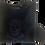 Thumbnail: Super Soft, Long Sleeve Glitter Skull Top