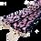 Thumbnail: Pink Leopard Detachable Fabric Strap