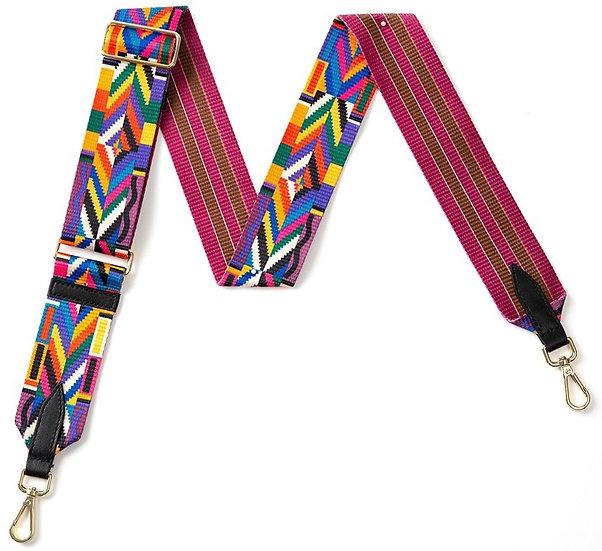 Aztec Summer Detachable Fabric Strap