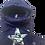 Thumbnail: Super Soft Cowl Neck Camo Silver Star Hoody