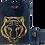 Thumbnail: Soft Organic Gold Tiger Sweatshirt