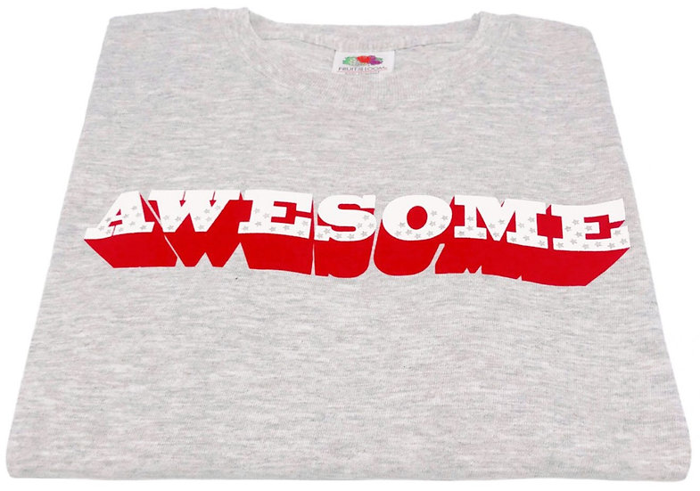 Awesome Retro Short Sleeve T-Shirt
