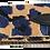 Thumbnail: Classic Navy Camo Detachable Fabric Strap