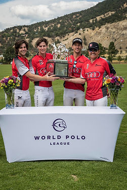 Triple Crown Of Polo, Audi vs FlexJet #W
