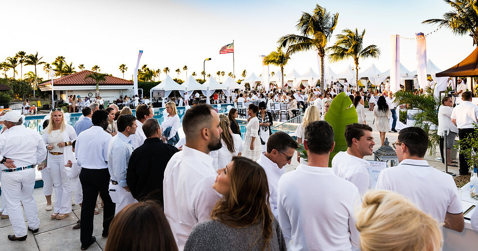 3rd Annual Sunset Polo & White Party by