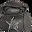 Thumbnail: Super Soft Cowl Neck Leopard Star Hoody