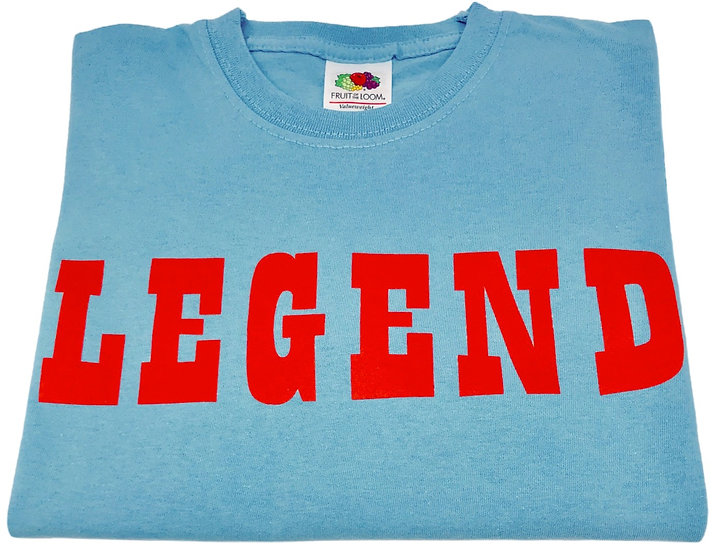 Legend Retro Short Sleeve T-Shirt