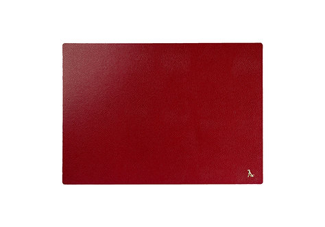 The Desk Collection - Keats - Mouse Mat - Burgundy Red