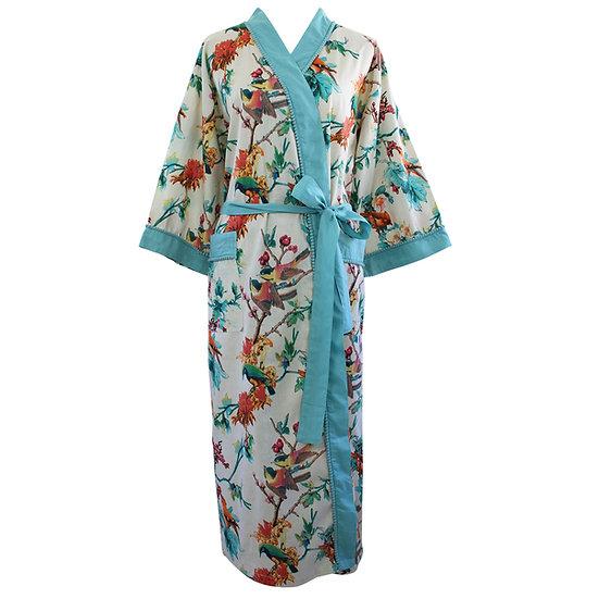Hummingbird Dressing Gown