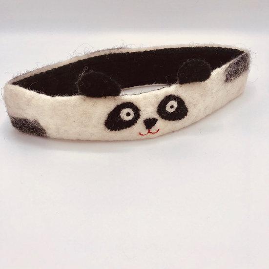 Kubeba The Panda Bear Snuggly Ears Headband
