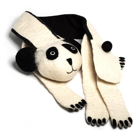 Kubeba The Panda Bear Snuggly Scarf