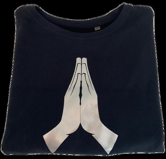 Super Soft, Long Sleeve Namaste Top