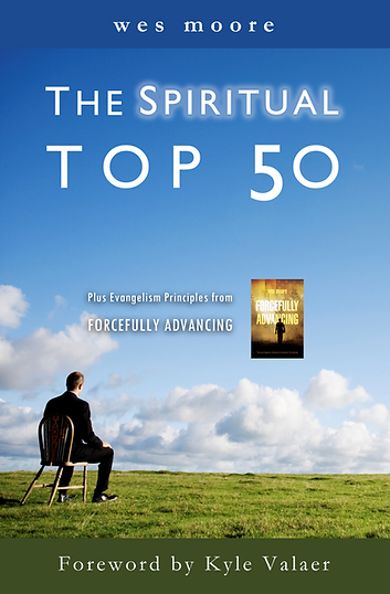 The Spiritul Top 50 Wes Moore