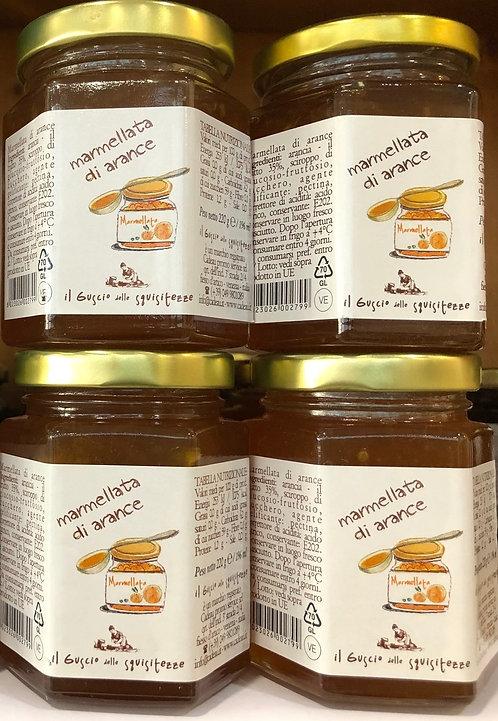 Marmellata di Arance 220 g