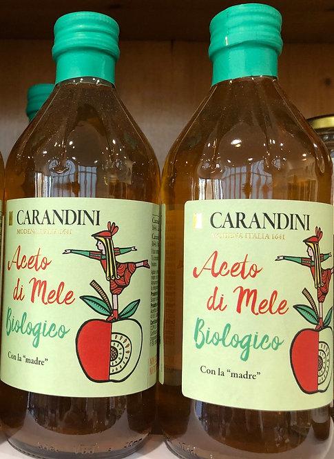 Aceto di mele BIOLOGICO 500 ml
