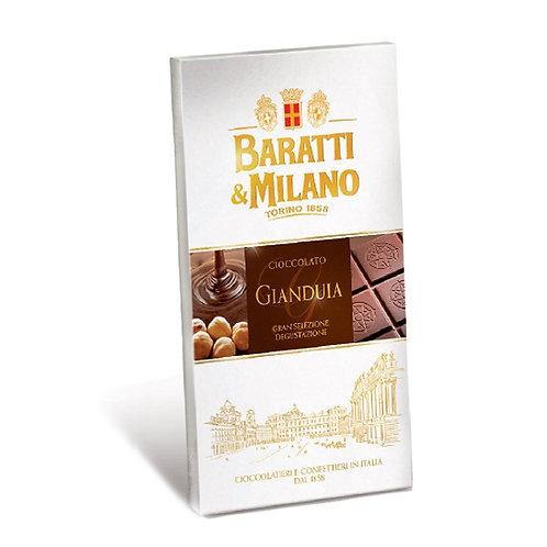 Cioccolata Baratti Gianduja 75 g