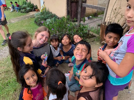 The A18 Project: An Intern's Experience in Guatemala