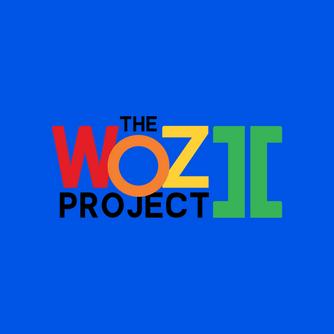 The Woz Project II Logo