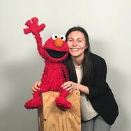 Sesame Workshop Elmo Photoshoot