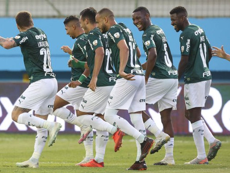 Libertadores: clubes brasileiros conquistam bons resultados