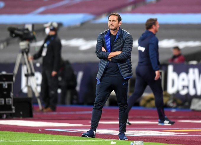 Frank Lampard ver o Chelsea perder sua décima partida na Premier League. (Foto: @ChelseaFC)