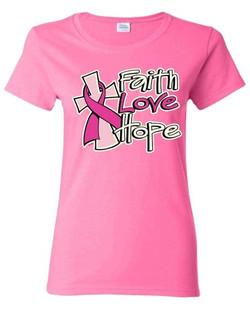 faith love hope cancer