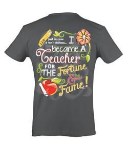 Became a Teacher