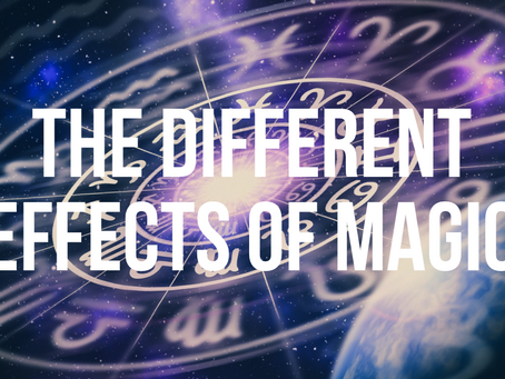 The Different Effects of Magic