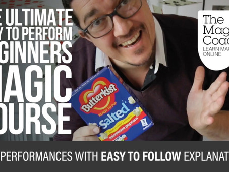 FAST TRACK TO BECOMING A MAGICIAN