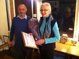Chatham community honours Marie Halpern