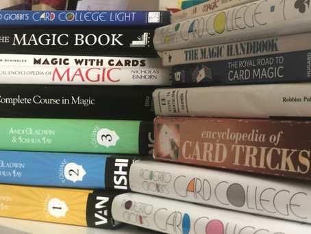 The Best Books for Beginner Magicians?