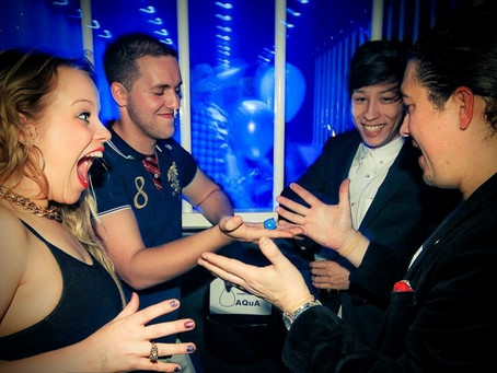 The Benefits of Having a Magician for Your Next Event.