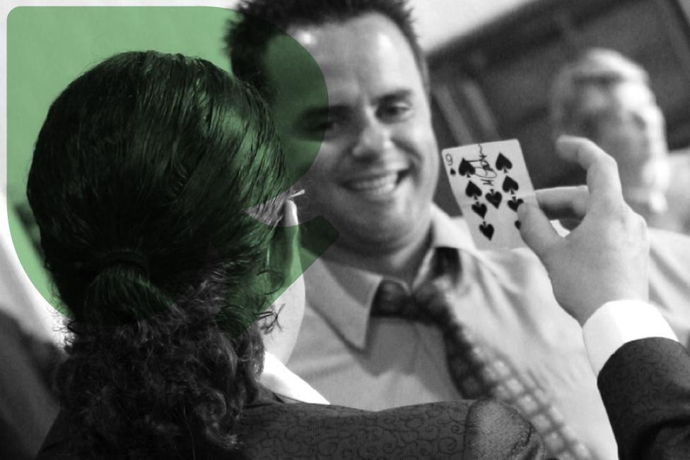 Ari Phillips Corporate Close up Magician