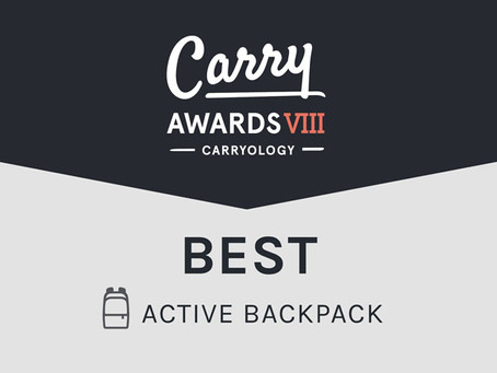 BUILT TO SEND in the Carry Awards