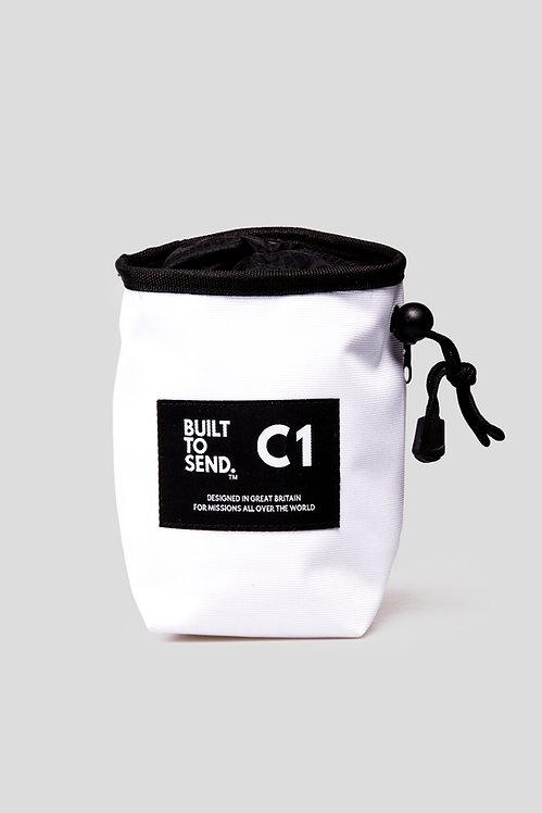 C1 CHALK BAG | WHITE