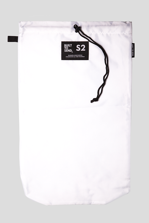 S2 STUFF SACK | WHITE