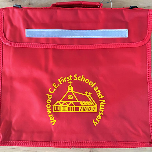 Verwood CE First School and Nursery Bookbag