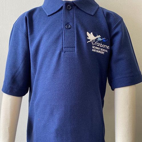 Cranborne 1st Nursery Polo Shirt