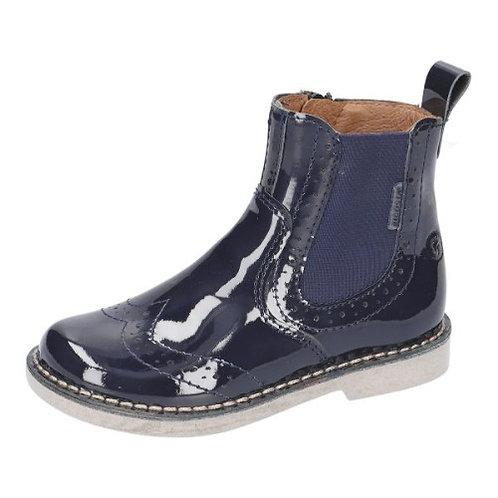 Ricosta Patent Chelsea Boot