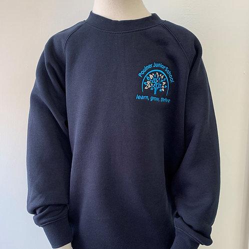 NEW LOGO Poulner junior Sweatshirt