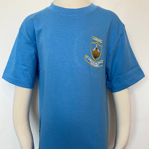 St James' First School and Nursery PE T-Shirt
