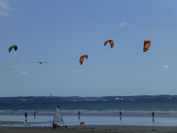 kitesurf pentrez