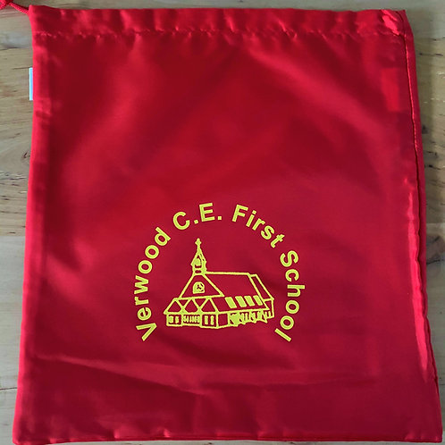 Verwood CE First School and Nursery PE Bag