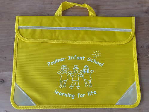Poulner Infant School Bookbag