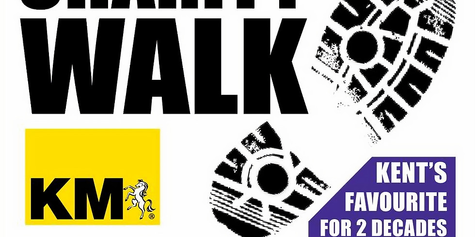 KM Charity Walk for the NCRW