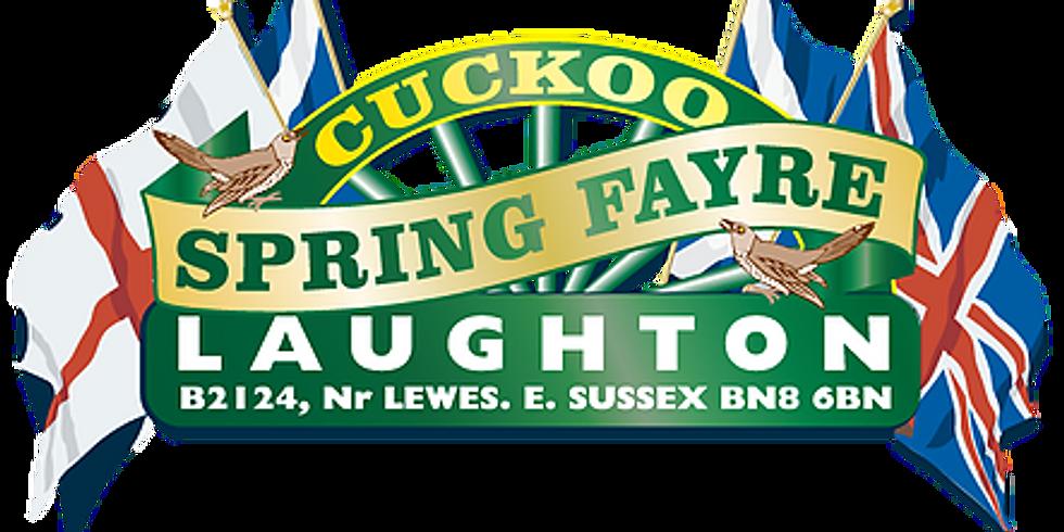 Cuckoo Spring Fayre