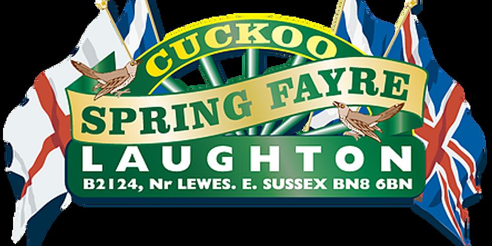 Cuckoo Spring Fayre Laughton