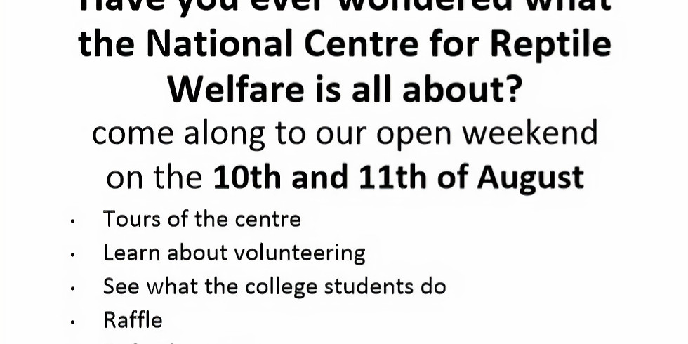 NCRW Open Day and reptile club meet