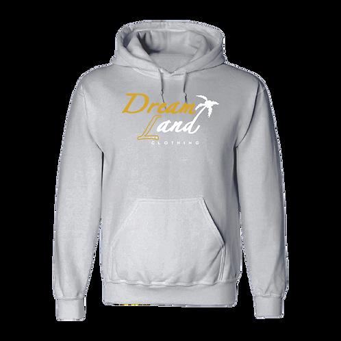 DLC Fleece Hoodie Grey