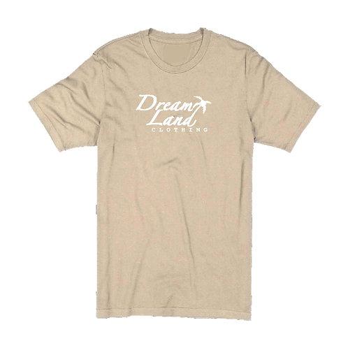 Classic DreamxLand T (Tan/White)